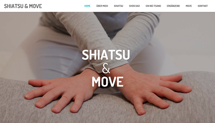 Shiatsu and Move