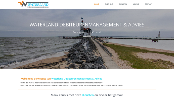 Waterland Debiteuren